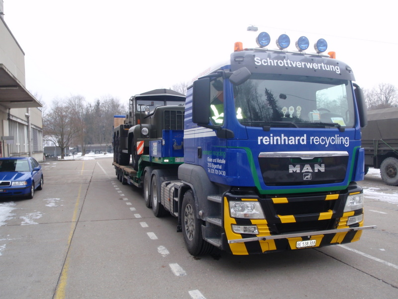Atlantikschleppertransport